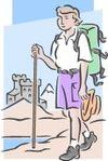 randonnée pédestre -